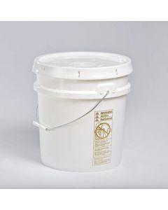 M2 4.25gal Traditional Pail is a designed pail for maximum quality, maximum value, maximum dependability.