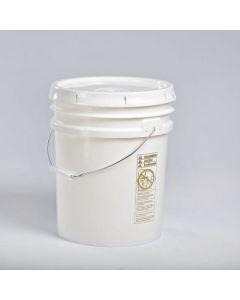 M2 5.0gal Traditional Pail is a designed pail for maximum quality, maximum value, maximum dependability.