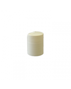 20-410 P/P White Smooth Disc Top, No Liner