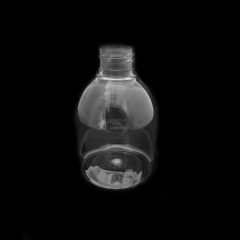 8oz PET Clear Bell Round 28-410